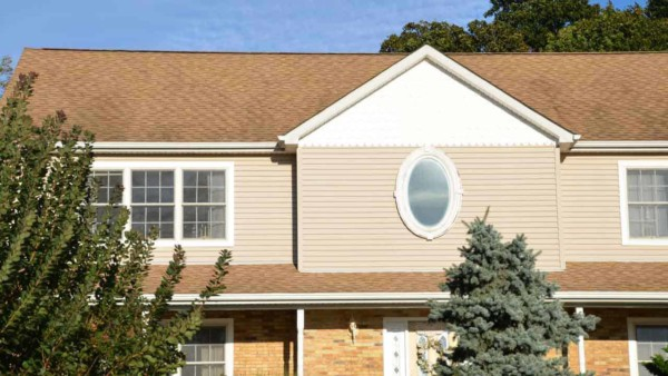 circular & oval shapes are also common custom windows, fitting a specific part of your home's facade