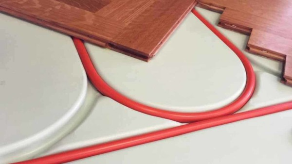 warmboard is an early leader in radiant floor heating products