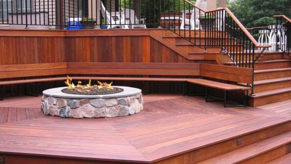 ipe wood is so popular that there are companies that only sell this green lumber for decks, flooring, fencing & more