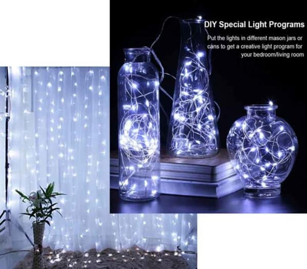 Christmas savings are possible when you use inexpensive LED lights