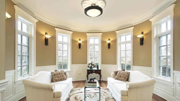 most rooms will use 2, 3 or 4 types of lighting that together create the most comfortable mood for the room