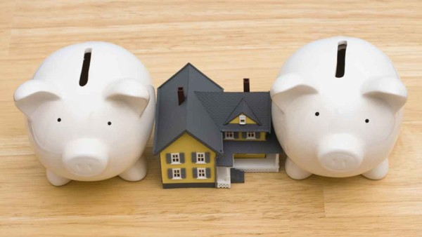 what if you only needed a 10% down payment on a house, and someone else matched with another 10%