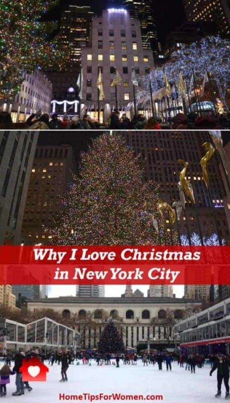heat and home starts & returns to New York City every Christmas