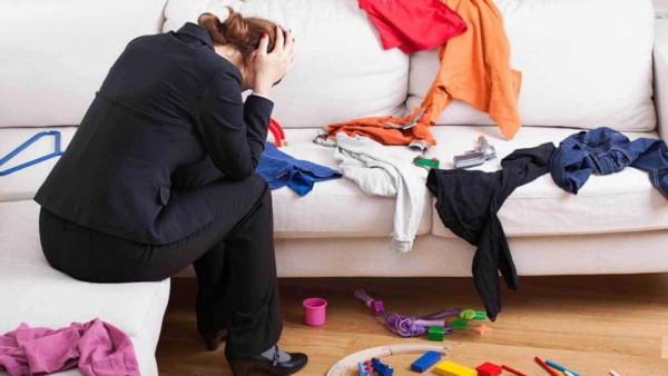 when you can't take the mess any longer, you know it's time to declutter your home!