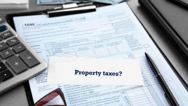 if you can't deduct property taxes from your federal return, will that influence where you buy a house?