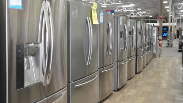 you can do a better comparison of energy efficient appliances online versus a store with limited models