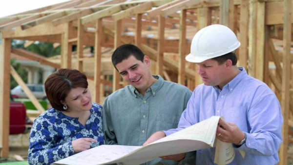 when building custom homes, you will spend a lot of time talking to your home builder