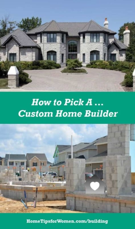 there are different kinds of custom home builders so you need to find one that can give you what you want