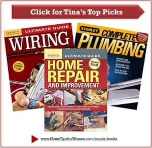 every homeowner needs home repair books to maintain their home & protect their investment