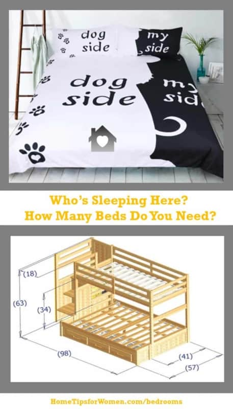 picking beds for small bedroom involves checking sizes to make sure everything fits