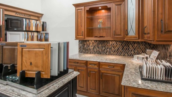 prosource showroom to develop your kitchen cabinet plans