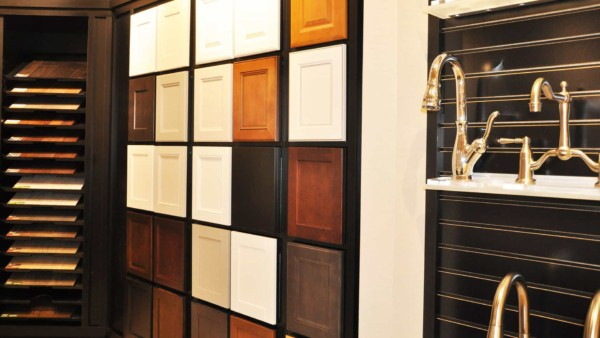 kitchen cabinet plans start by picking your color & style from builder choices shown here