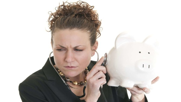 checking your financial health when submitting a mortgage application