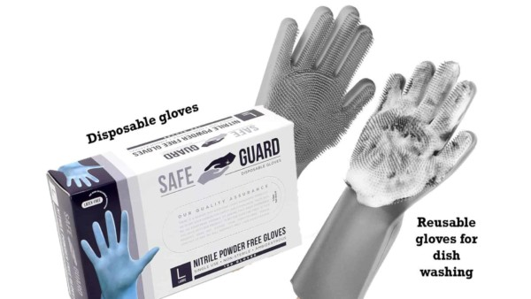Be careful to buy the right type of protective gloves