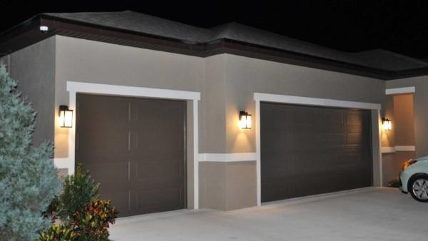 garage coach lights were high on my electrical checklist