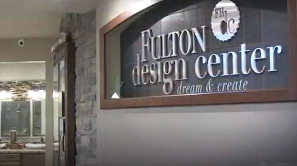 entry into Fulton Home Builder's design center, in Phoenix AZ